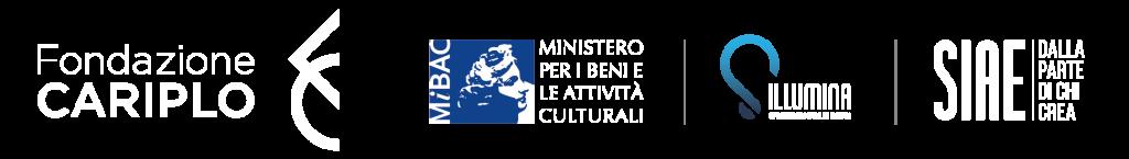Fondazione Cariplo | MIBAC | Sillumina | SIAE
